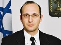 השופט אייל אברהמי / צלם: בירן בוצ'צ'ו